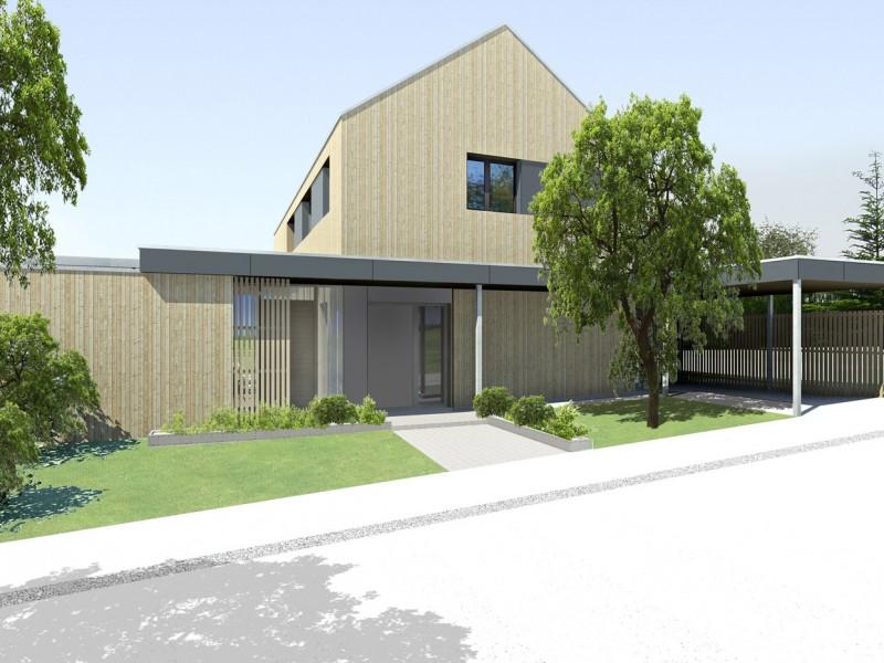 hofhaus im weinviertel architekt stefan toifl. Black Bedroom Furniture Sets. Home Design Ideas