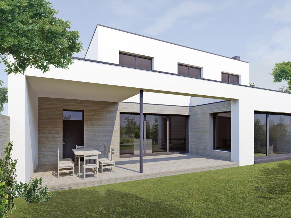 Projekte architekt stefan toifl for Architekt einfamilienhaus